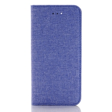 Smart Magnetic Flip Jeans Leather Phone Case Cover For Iphone 7