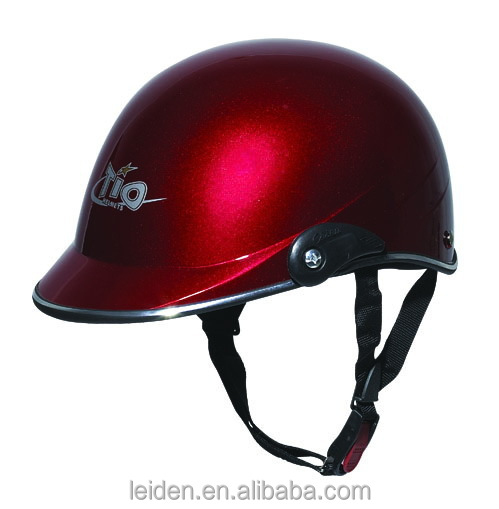 summer motorcycle helmet without cushion safety helmet/fit with visor and peak TN8607