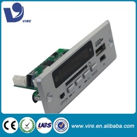 usb sd circuit board for card reader mp3 player pcba