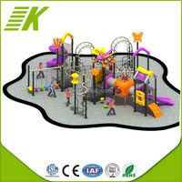 Soft Padded Outdoor Playground Equipment/Kids Play Center Outdoorused Playground Playground/Outdoor Playground Slides