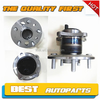 Auto rear wheel hub for toyota Camry 89544-48010 with ABS sensor