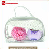 Fast delivery special design see through cosmetic bag