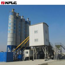 Road construction machinery portable ready mix concrete plant for great sale