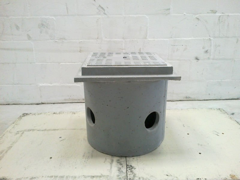 Prefabricated Manhole with Cover and Frame