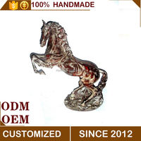 Clay Home Decors Animal Decoration decorative horses