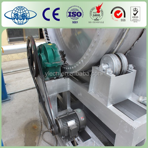 High Quality Waste Plastic Pyrolysis Machinery Price