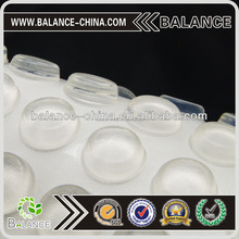 Self adhesive rubber feet/silicone rubber pads for furniture