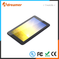 Built-in microphone shenzhen cheapest 5V android 7 inch tablet pc