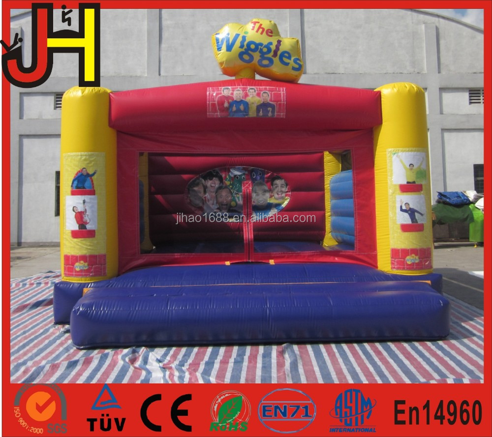 China top supplier inflatable bounce house for rent, inflatable bounce house cheap