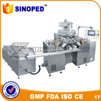 Gelatin Soft Capsule encapsulation machine for soft capsule production