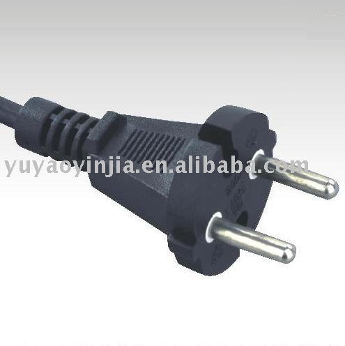 Electrical plug (VDE),Power Cord Power cord Cordset Cable