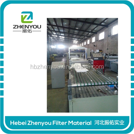 china made industrial pleating machine