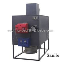 high working efficiency automatic coal fired poultry/greenhouse air heater