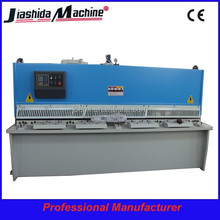 CE certificate QC12Y series 6mm roof metal shears, 3 meter hydraulic shear plate machine for sale
