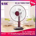 China supplier new design 12 volt dc table fan