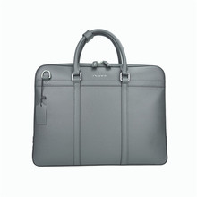 Fashion design best sale hard shell quality leather briefcase