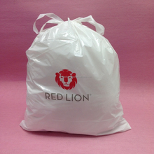 Hot Selling Plastic Hotel Laundry Bag