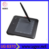 High quality wireless graphics tablet with digital mouse pen UG 6370