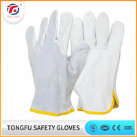 china manufacturer leather driving glove