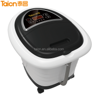 Electronic heated water foot bath massager TC-2053