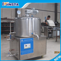 small scale milk processing machine ISO9001,CE milk sterilizing machine for sale