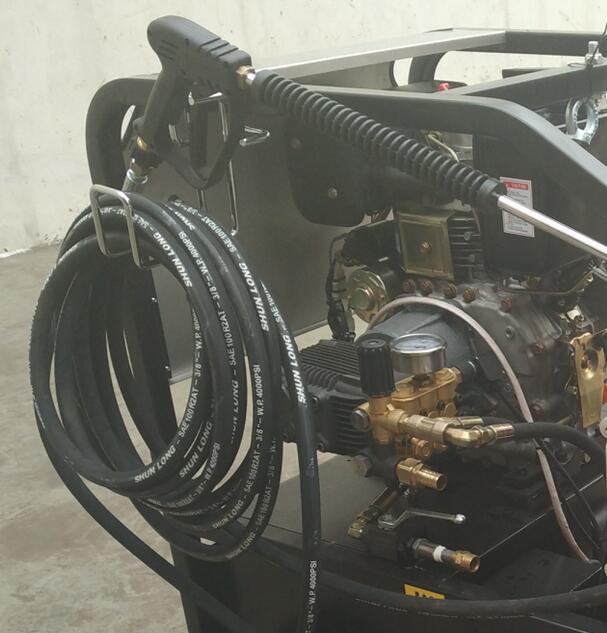 industrial steam machine