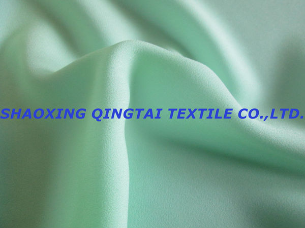 100% Polyester Chiffon/Dobby georgette Composite Fabric