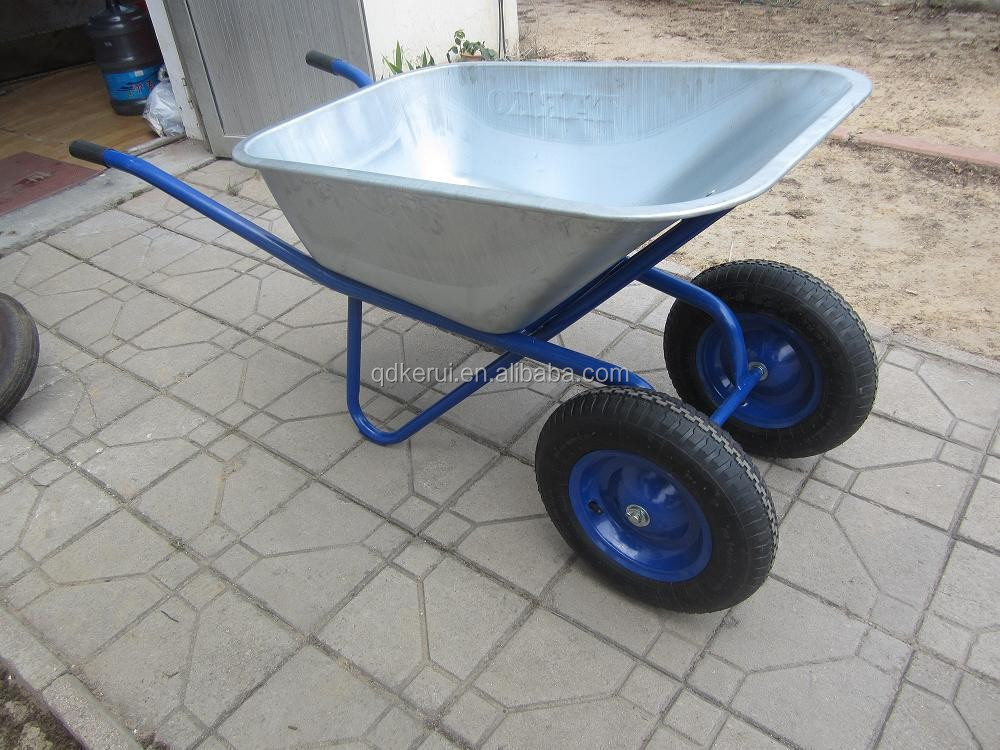Carretilla con dos ruedas dos ruedas carretilla carros y for Carretilla dos ruedas mano