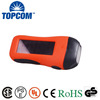 3 led solar dynamo flashlight with phone charger