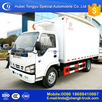 New designed japanese used mini refrigerator freezer cooling van truck for sale