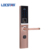 Card digital keypad fingerprint sensor door lock