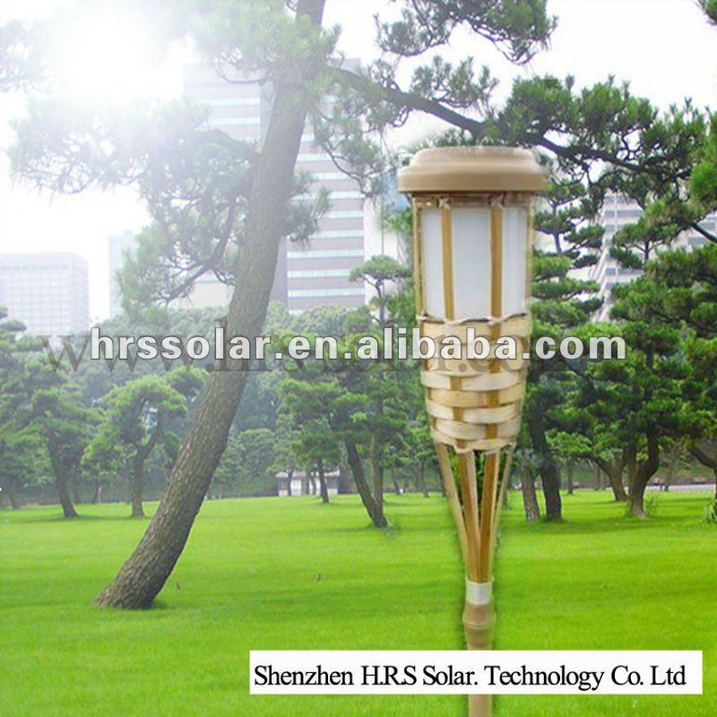 solar bamboo product
