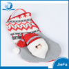 2017 customized Animal Plush Christmas Stocking, Wholesale Christmas Ornament