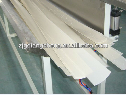 PVC window shade production machine