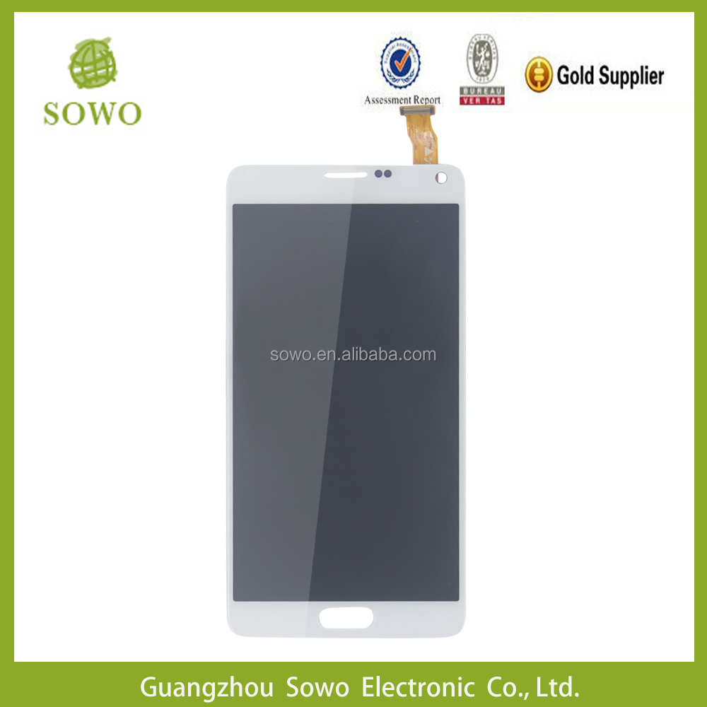 China suppliers new produt for galaxy note 4 lcd with digitizer