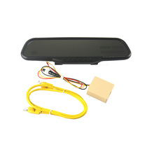 rearview mirror fare Taxi <strong>Meter</strong> driver customer mirror electronic taximeter