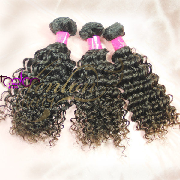 hot selling 6a grade quality soft & 100% virgin french curl braiding remy hair extensions