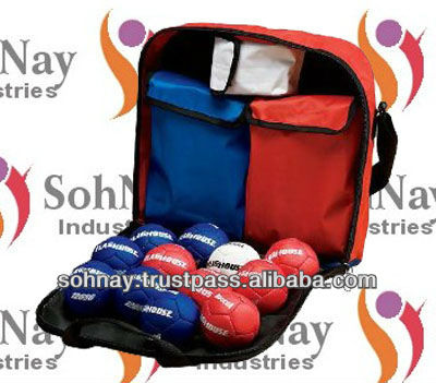 Boccia Ball, Bocce Ball Set with carrying Bag