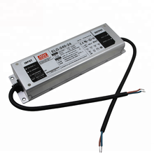 240W 1750mA Meanwell Waterproof LED Power Supply CC LED Driver ELG-240-C1750