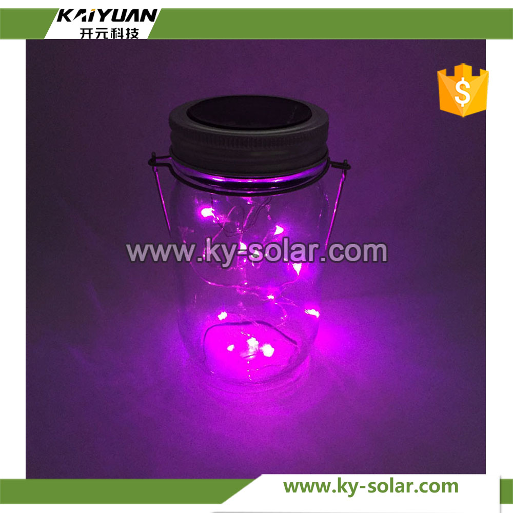 Wholesale Modern Home Decor Solar Mason Lids Jar Light Buy Jar - Wholesale modern home decor