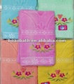 microfiber cotton 100% bath shower towels for kids