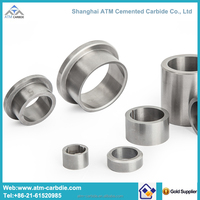 Tungsten carbide bearing sleeve used in petrochemical industries