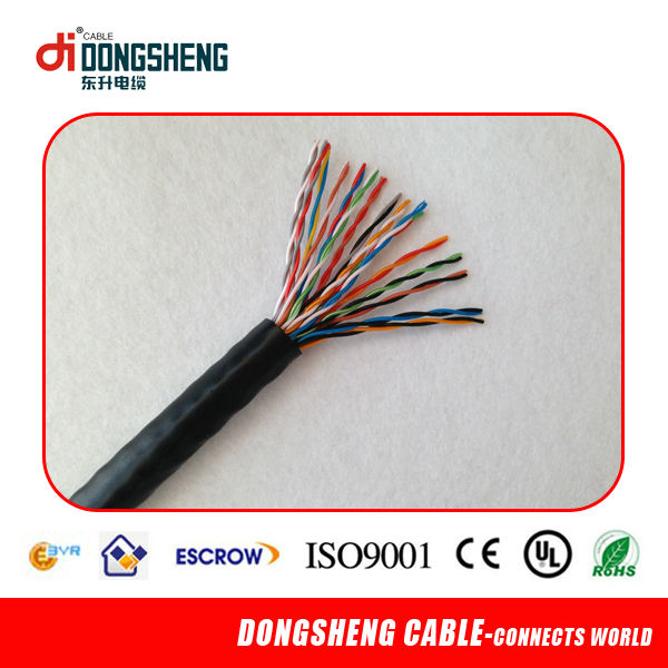 CAT3 Telephone Cable Cat.3 RG12 keystone Jack
