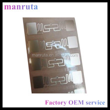 alien H3 9662UHF RFID wet inlay factory price