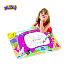 2018 Hot sale magic water doodle mat with music for kids