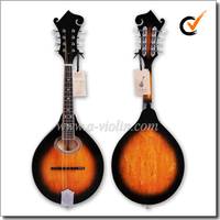 A-style Chinese Plywood Mandolin (AM50A)