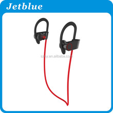 Bluetooth sports 4.1 bluetooth headset earbuds in-ear sweatproof noise cancelling wireless invisible earpiece for smartphones