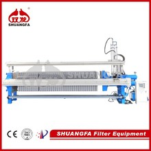 Automatic Versatile Mud Filter Press, Membrane Clay Filter Press with Second Squeezing