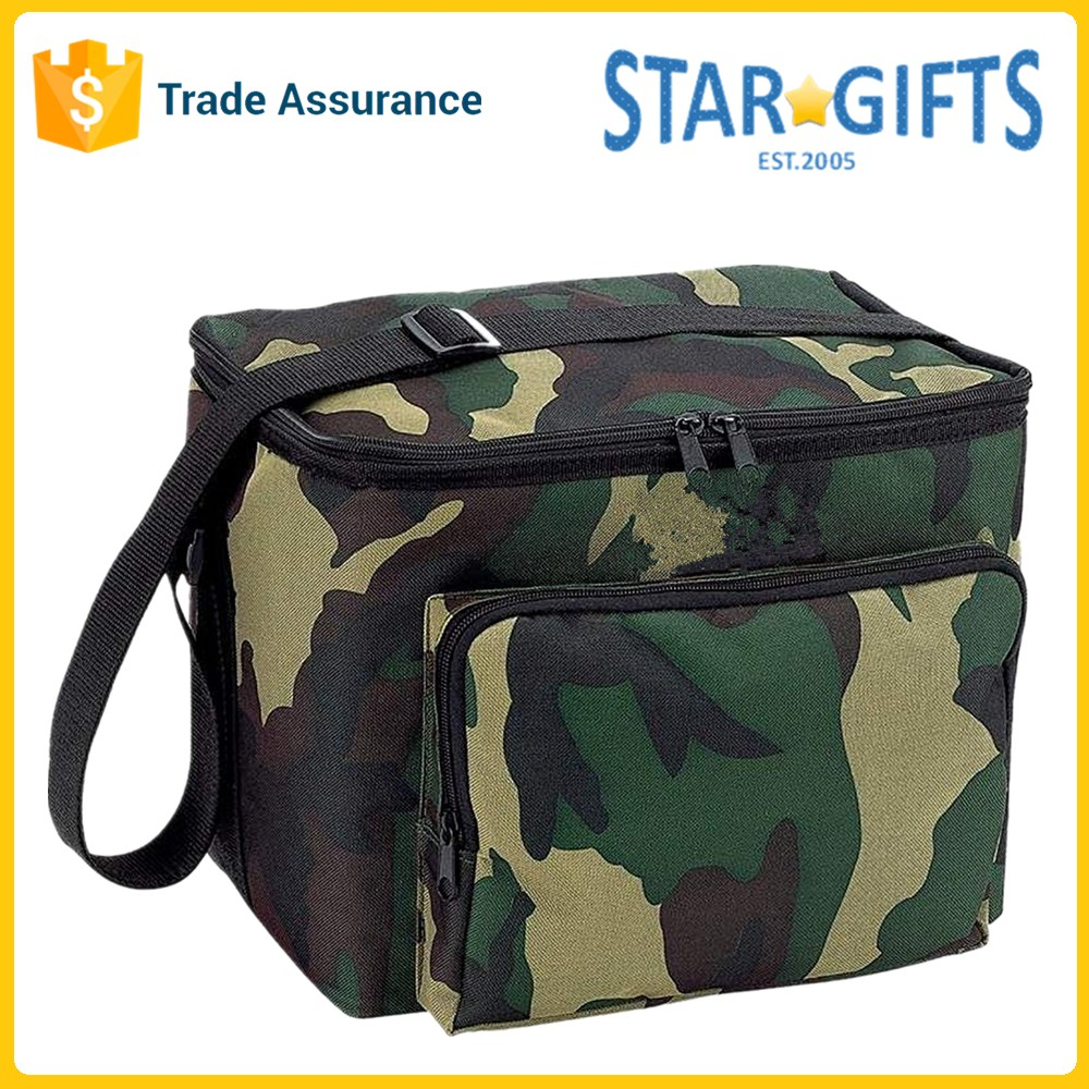 Durable Oxford 2017 New Style Thermal Insulated Bottle Cooler Bag