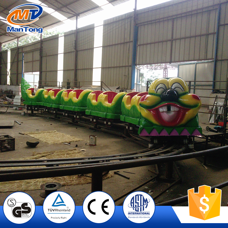 high quality Mini roller coaster Caterpillar for sale